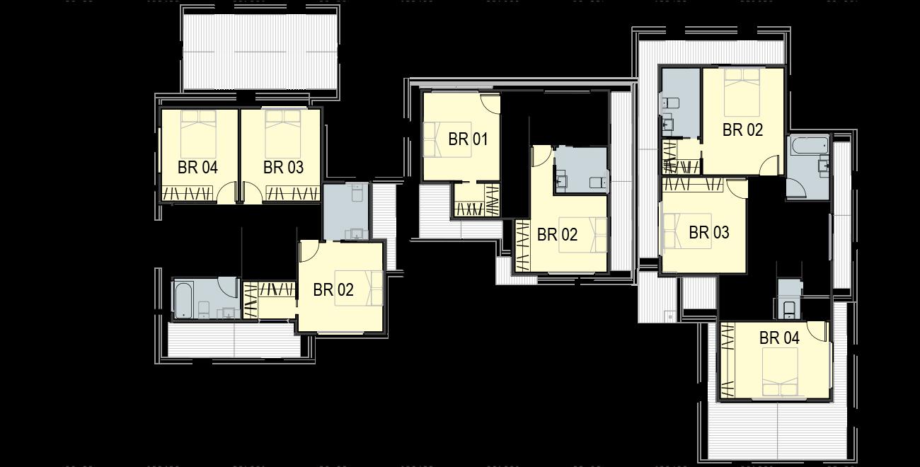 4-Townhouses Development-floorplan4