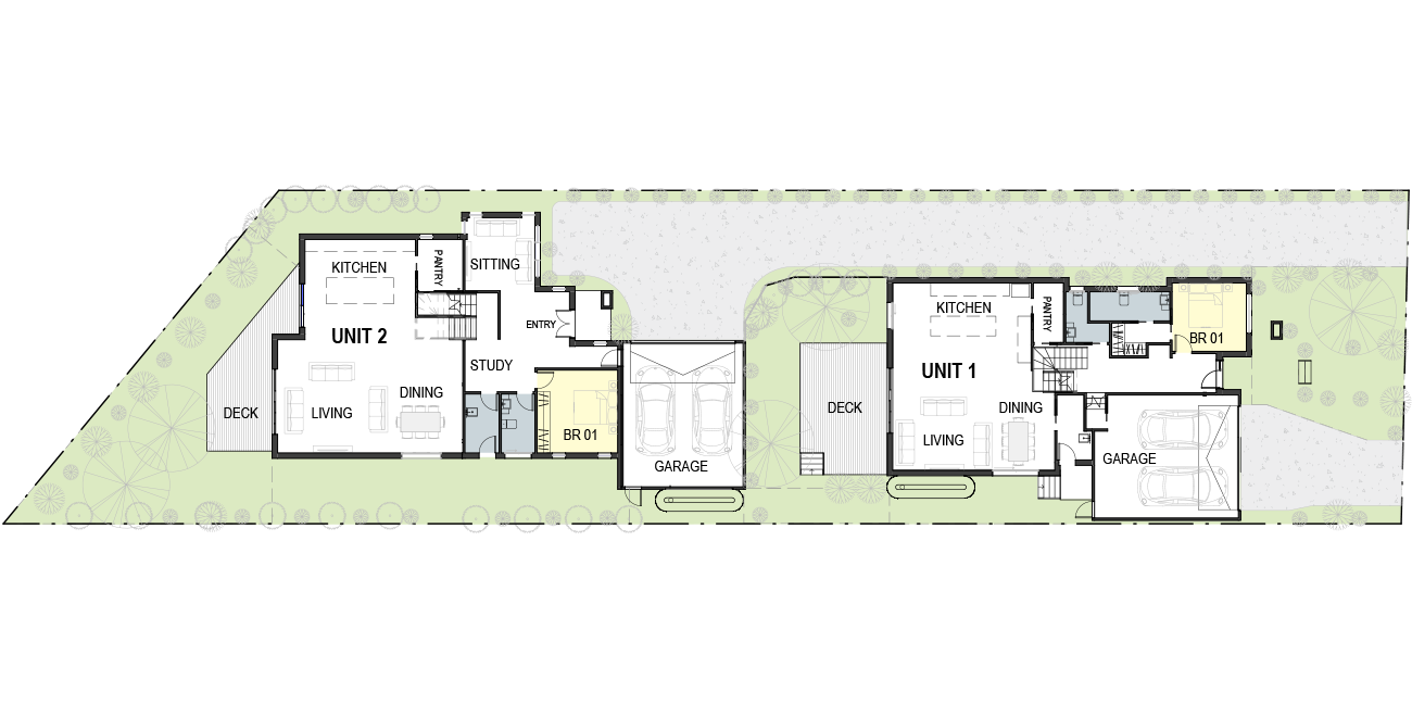 2 townhouses-boxhill north-single5