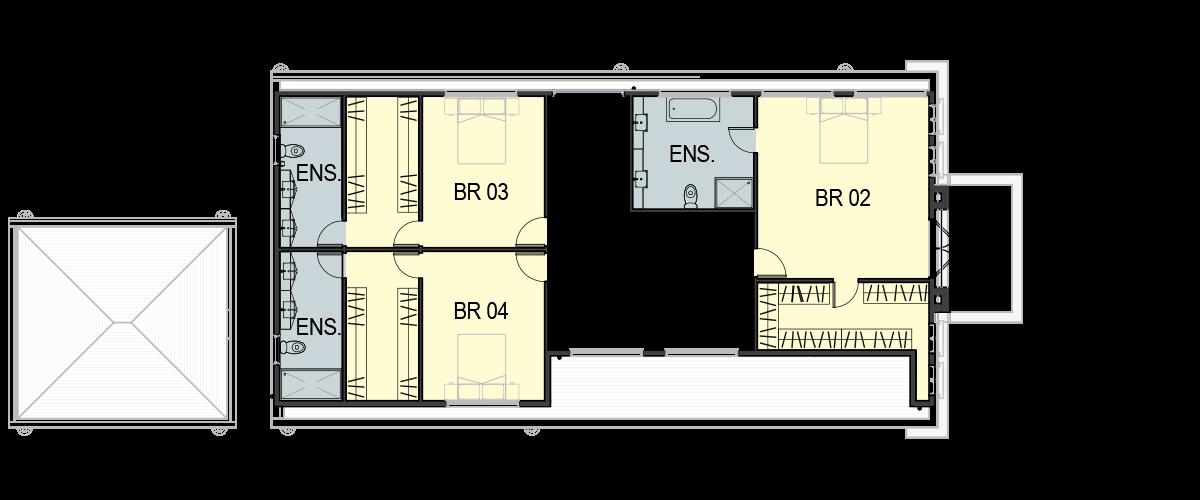 Single Dwelling Development – Coburg-floorplan2