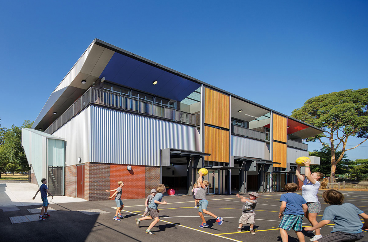 camberwell primary school-single
