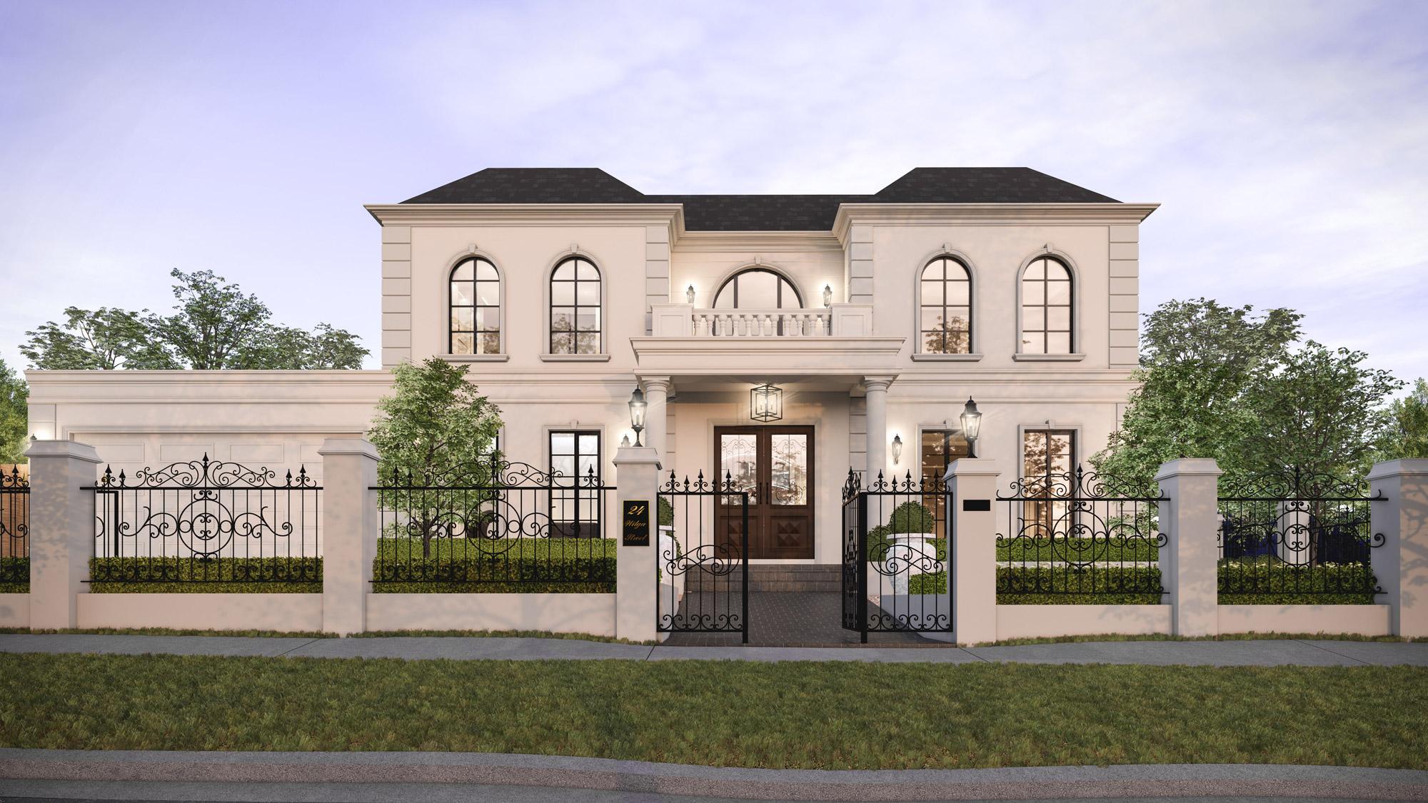 Parkland-House-Facade