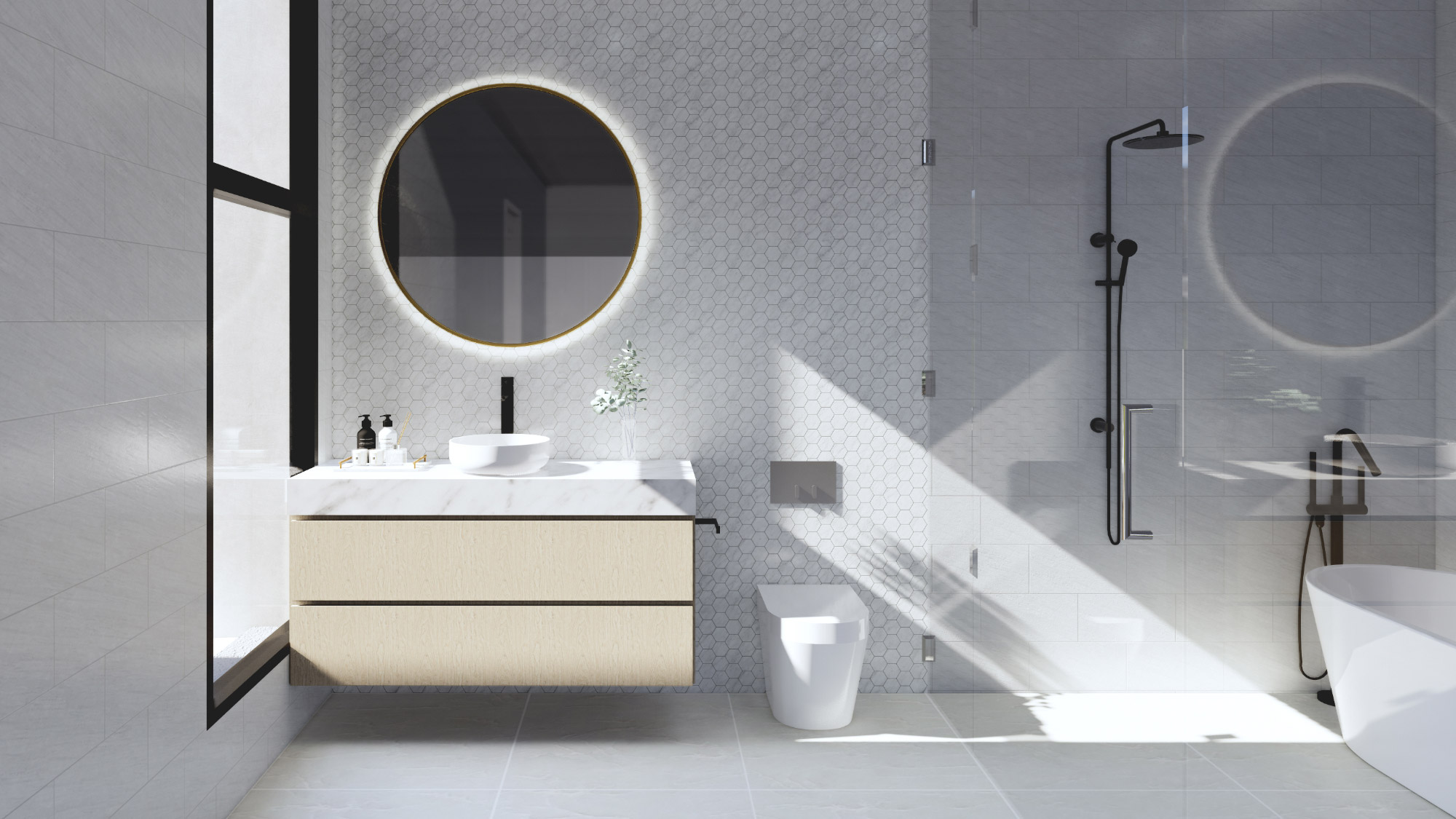Winfield-Residence-Bathroom